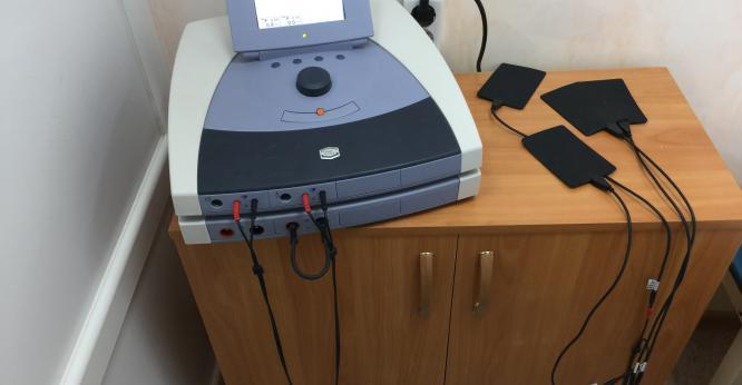 Аппарат универсальной электротерапии