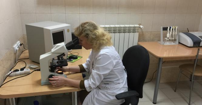 Кабинет клинической диагностики