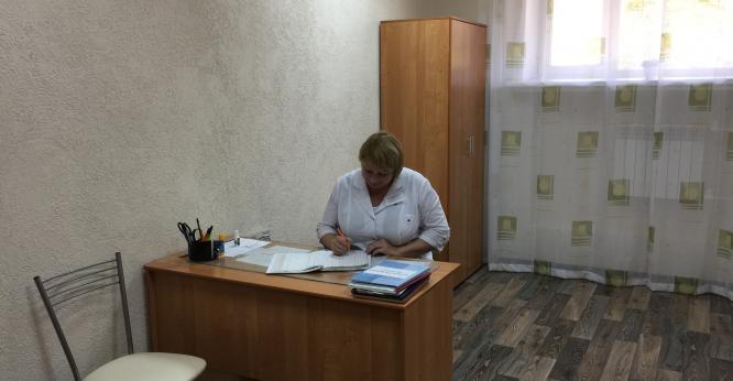 Кабинет дежурной медсестры