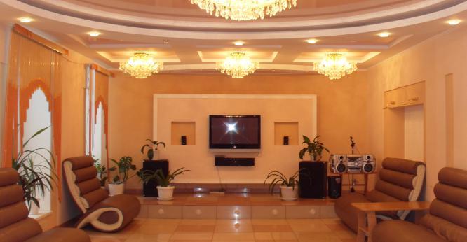 Холл 1 этаж