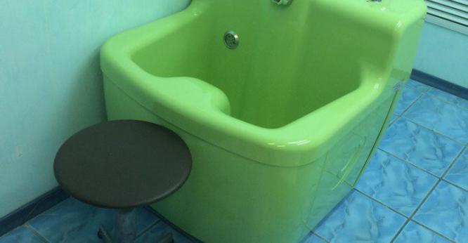 Вихревая ванна для нижних конечностей