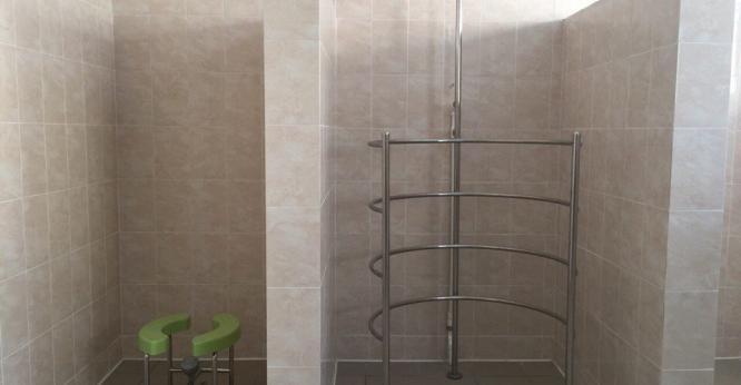 Водная кафедра: душ восходящий, душ циркулярный